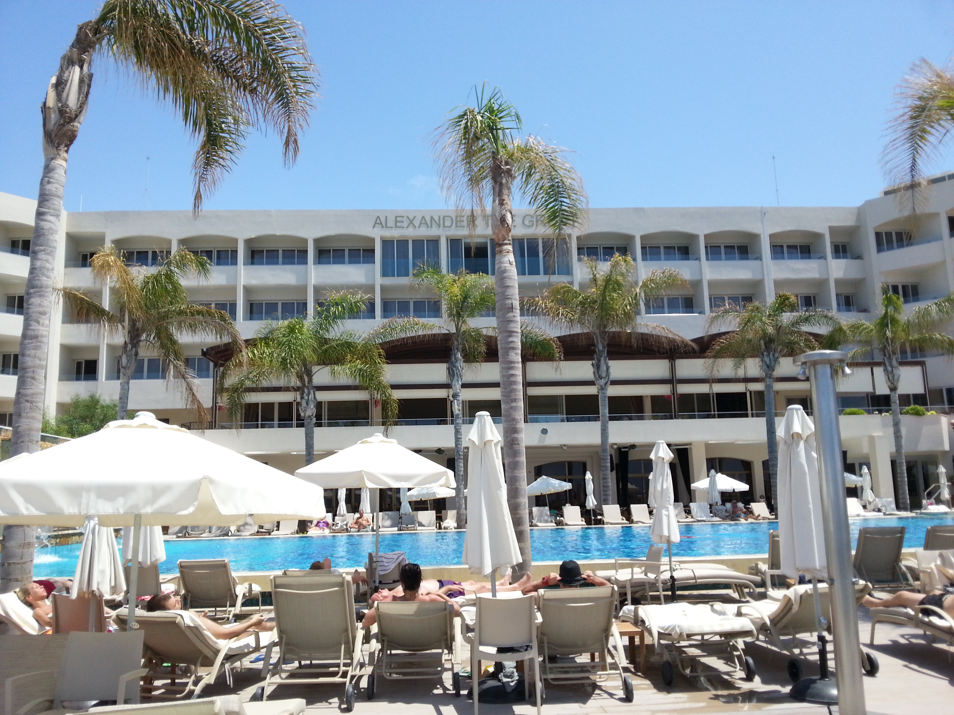 Review  Alexander The Great Beach Hotel  Paphos  U2013 The Cosy