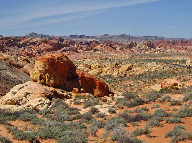 The Valley of Fire Tour with Pink Jeep