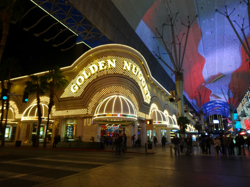 Where's the best place to stay in Las Vegas: Downtown at the Golden Nugget?