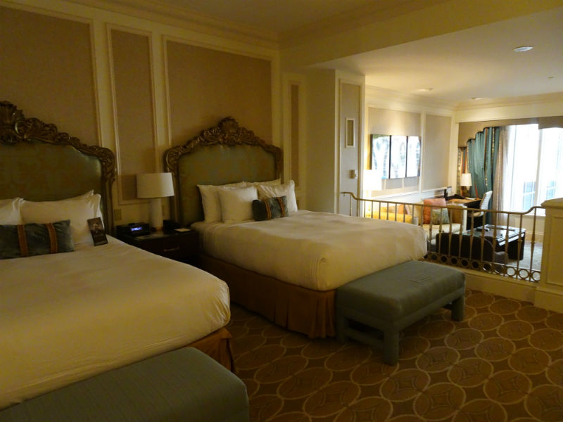 Where's the best place to stay in Las Vegas? The Venetian is always a great idea...
