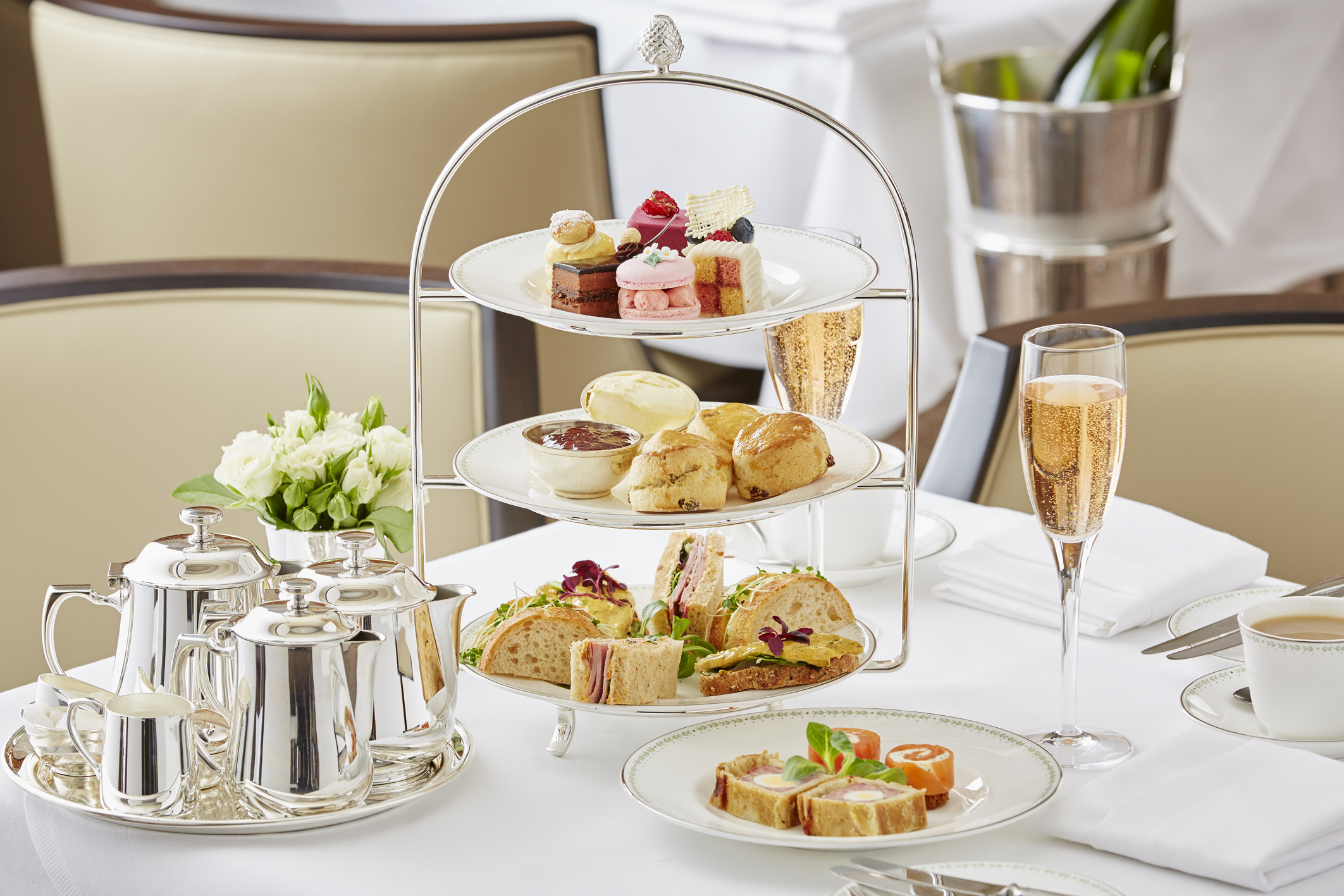 afternoon tea The elegance of enjoying small bites in an elegant solarium with a warm cup of tea simply can't be beat i adore afternoon tea, and am delighted to share the introduction of afternoon tea at solarium gardens at disney's beach club resort.