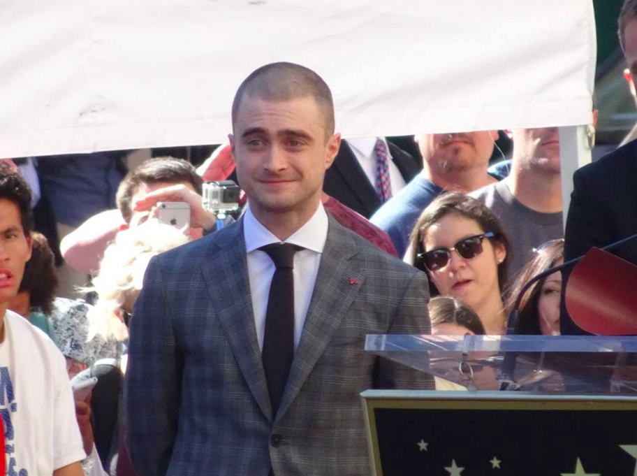 Guide to Hollywood Walk of Fame ceremonies: Daniel Radcliffe