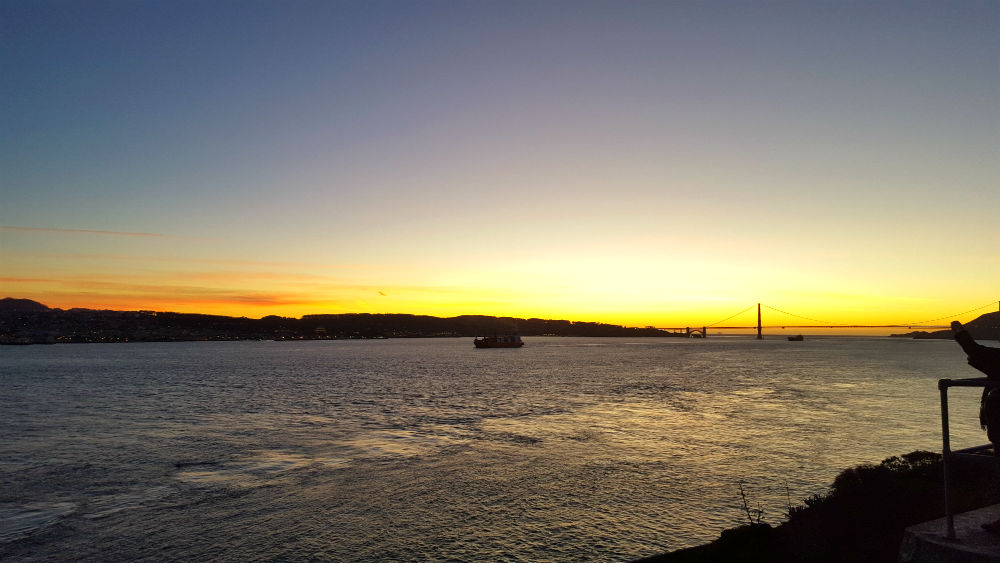 Sunsets of California: San Francisco