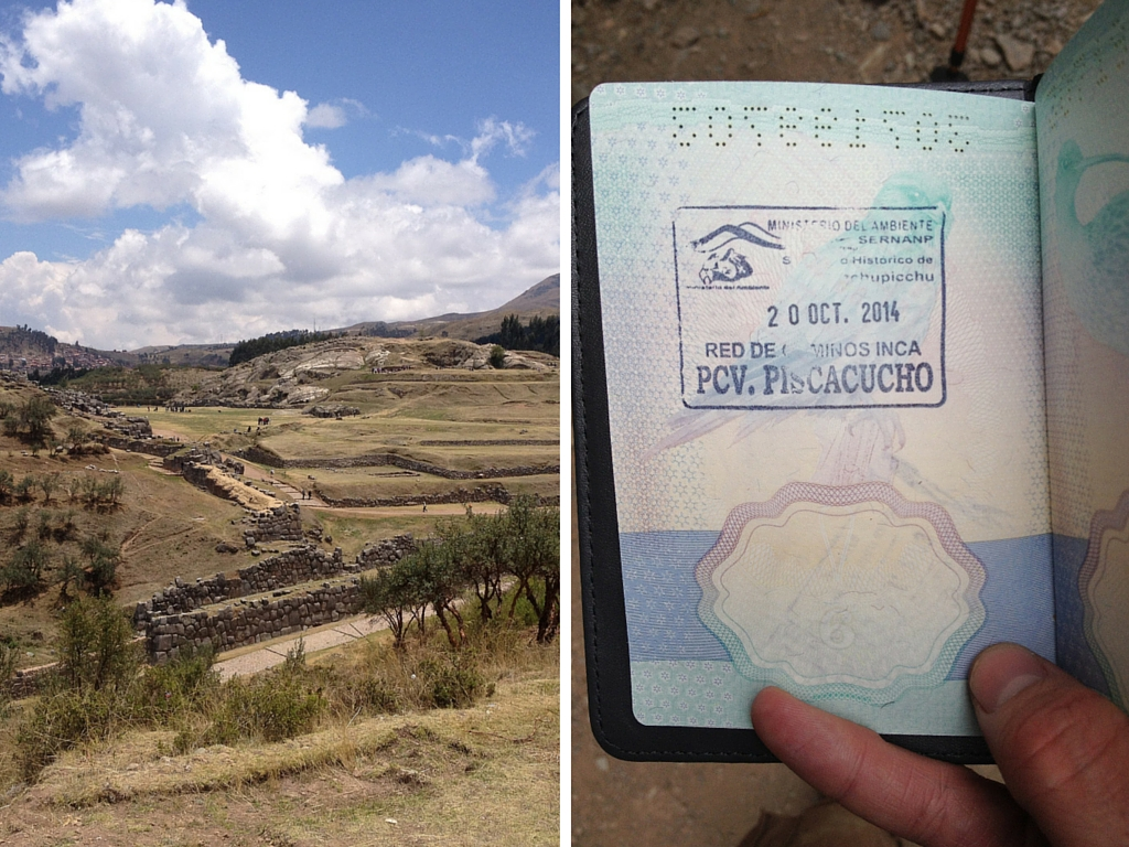 what to expect from walking the Inca Trail