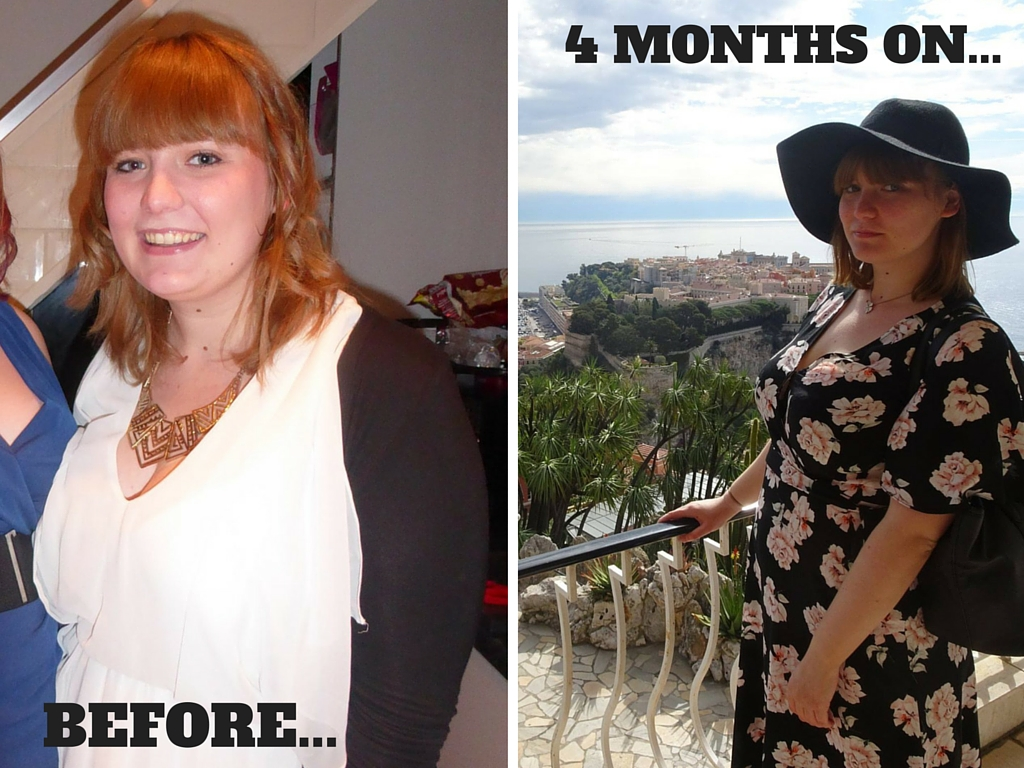 My weight loss journey with Virgin Active gyms