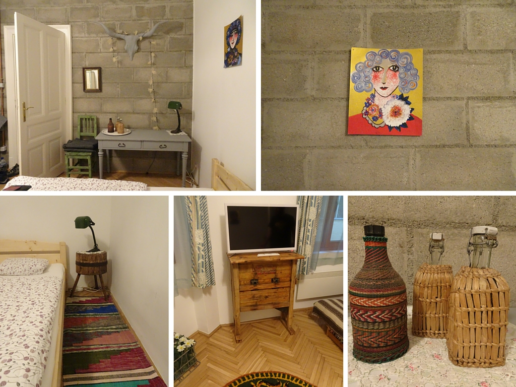 Could this be the cutest airbnb in Budapest?