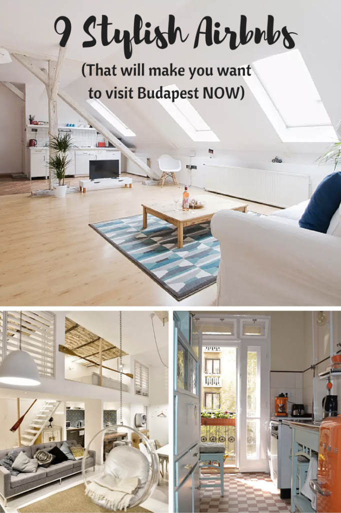 9 Stylish Airbnbs in Budapest