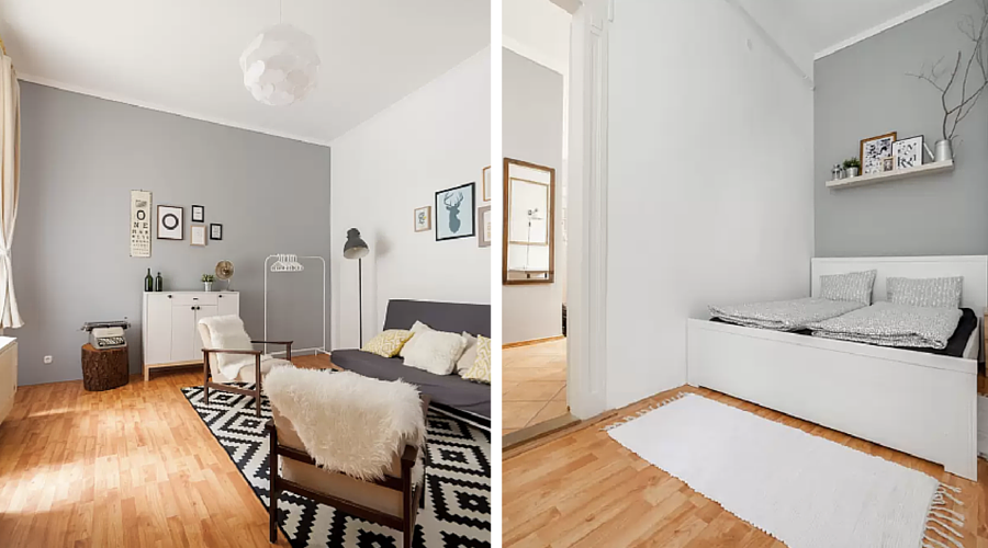 Stylish Airbnbs in Budapest