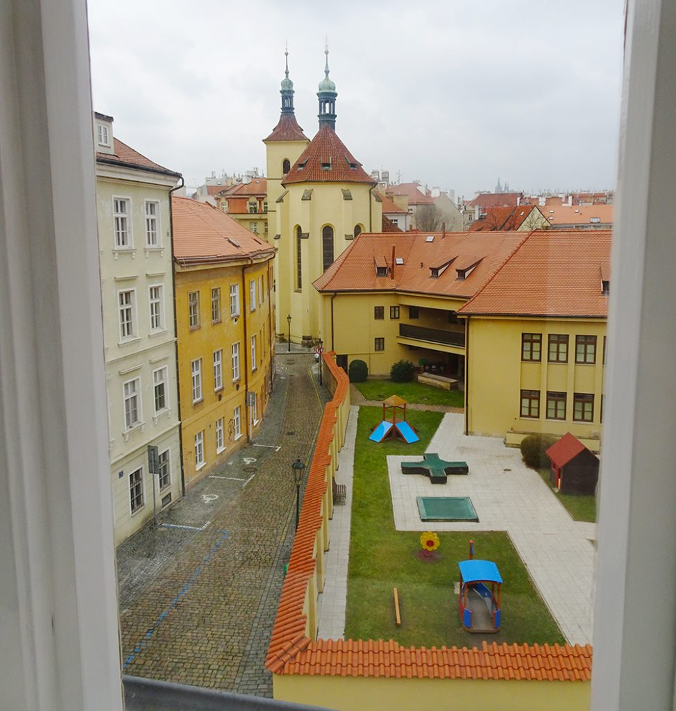 Residence Agnes: The Perfect Hotel For a Romantic Weekend in Prague