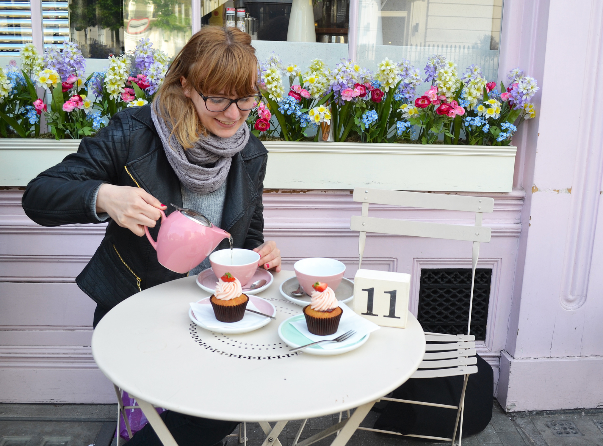 Inside London S Most Instagrammable Cake Shop Peggy