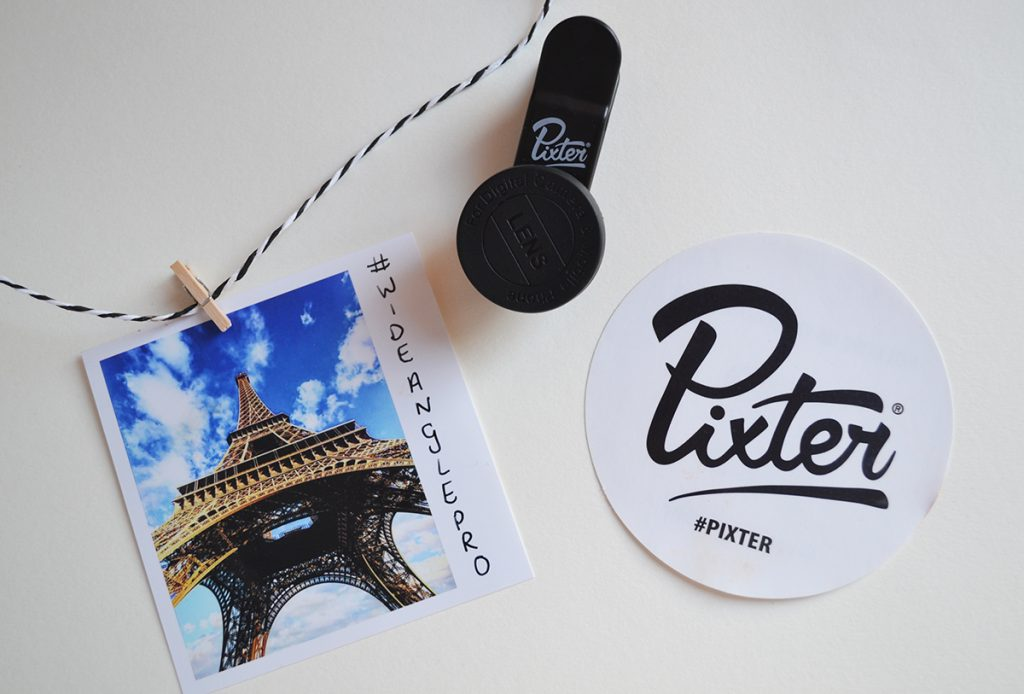 Pixter review of the Pixter wide angle pro lens