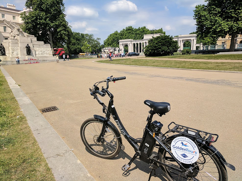 My review of the Royal Parks and Palaces Tour with Golden Tours