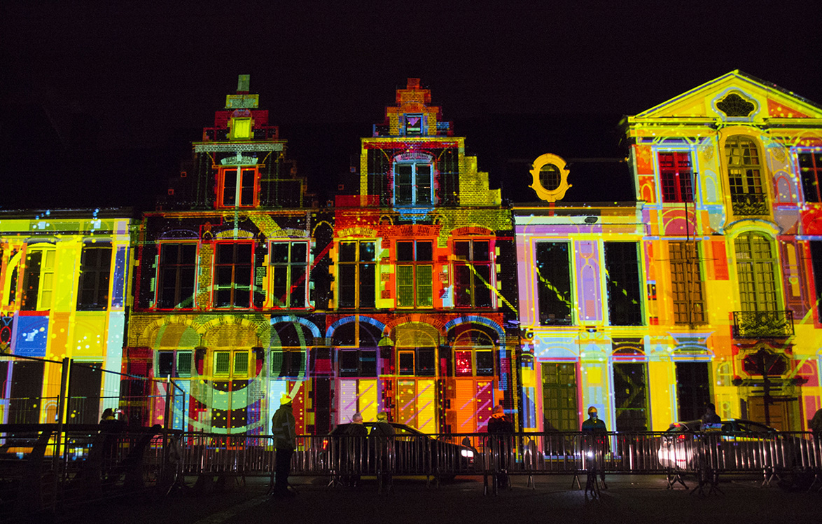 Ghent Light Festival 2018