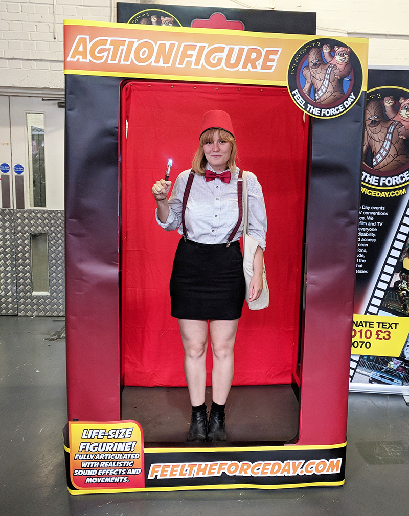 What To Expect At London Film And Comic Con
