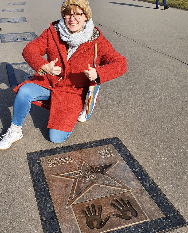krakow walk of fame avenue of stars