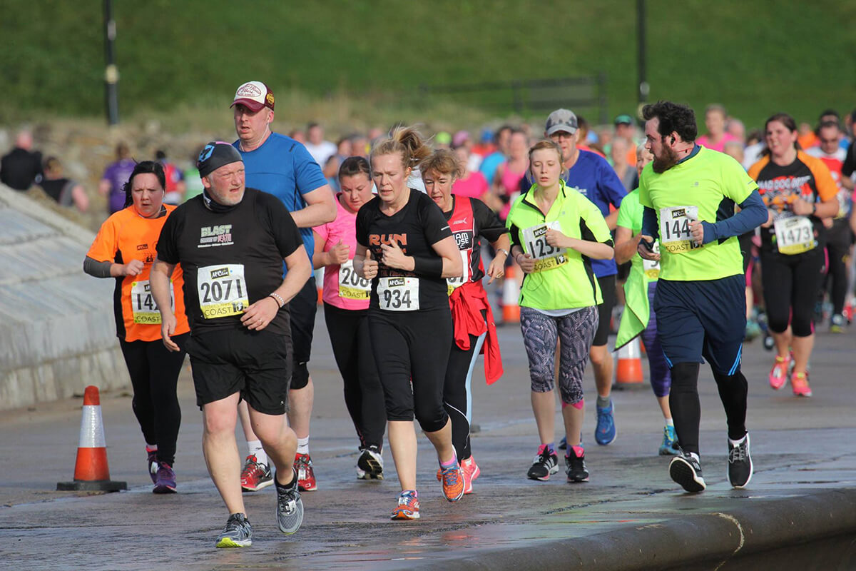 Scarborough 10k running tips for new runners