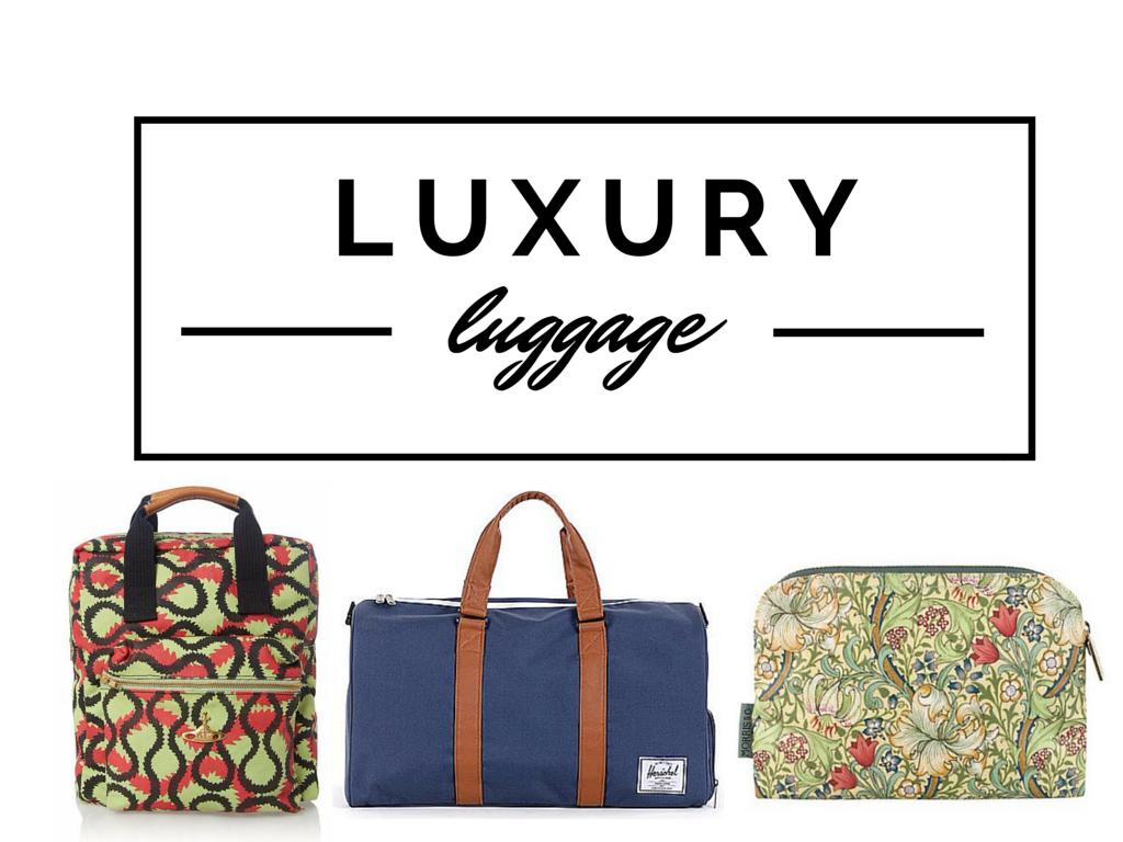 Luxury Luggage